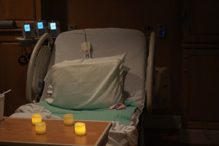 Doula client induction epidural hospital birth