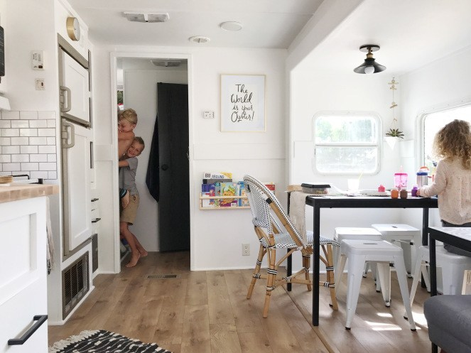 Small Space Living Post