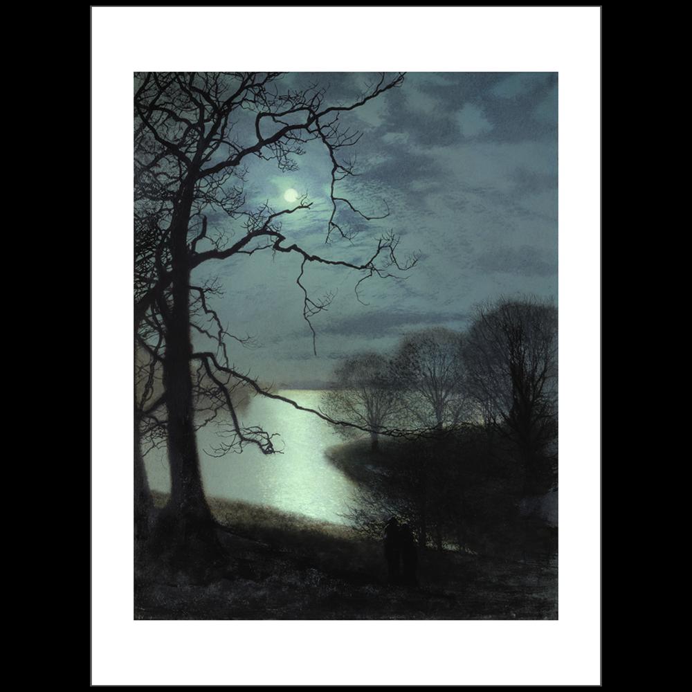 Grimshaw - Watching a Moonlit Lake