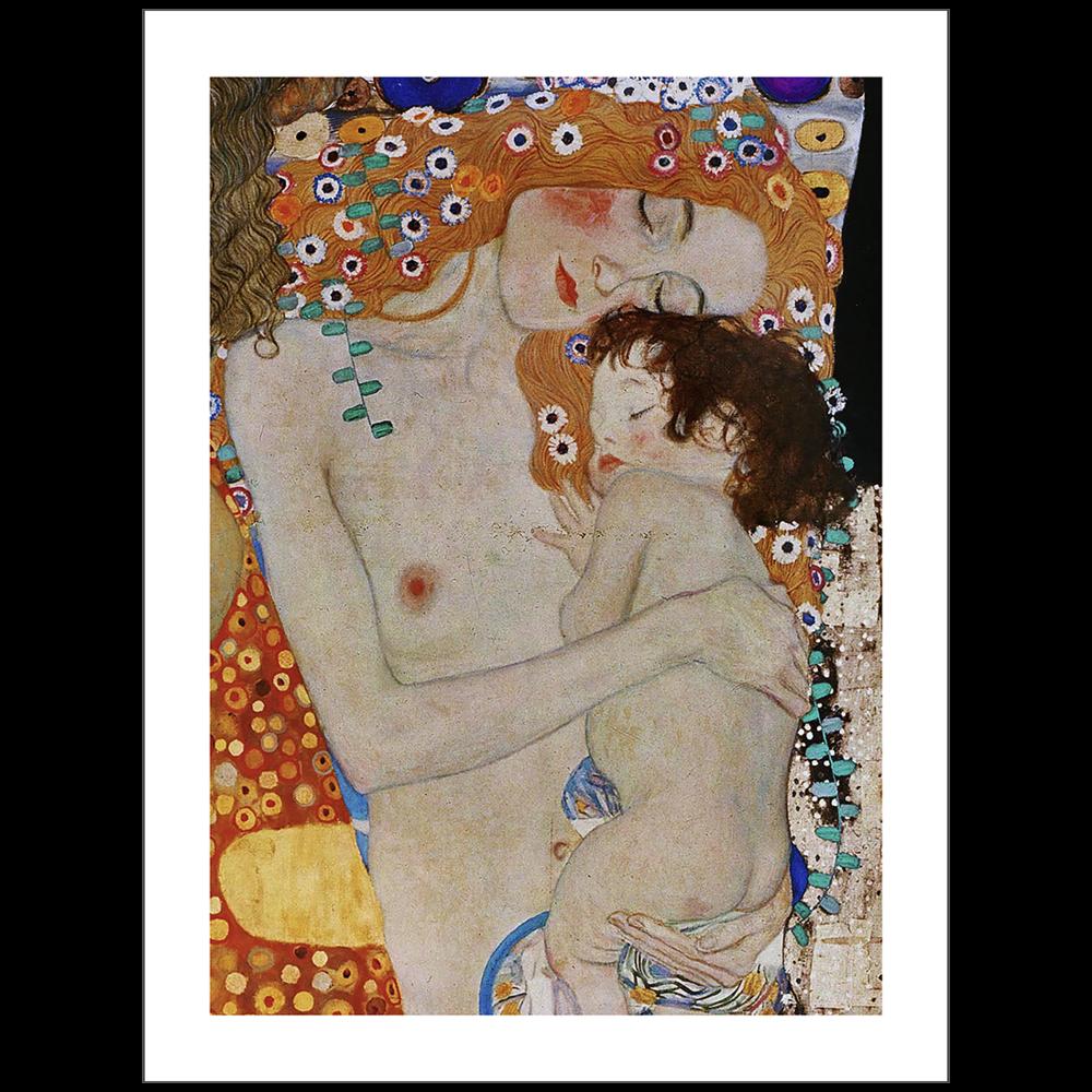 Klimt - Three Ages of Woman