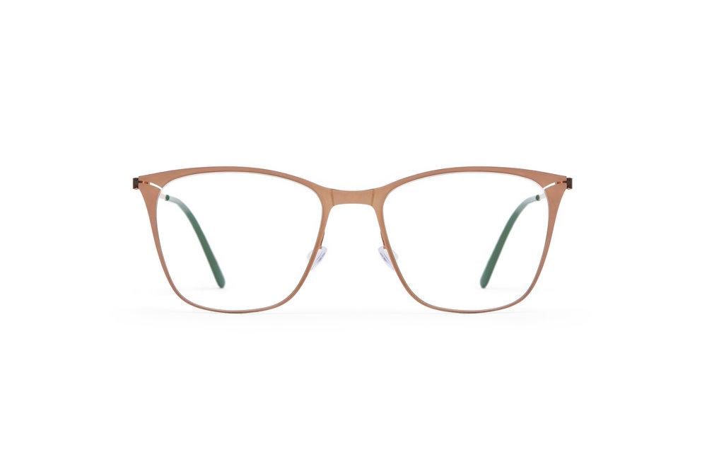 haffmans_neumeister_aurora_rosegold_darkgreen_clear_line_eyeglasses_front_102163.jpg