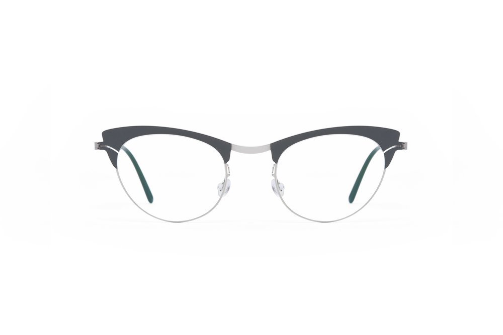 haffmans_neumeister_capri_silver_grey_black_clear_line_eyeglasses_front_102064.jpg