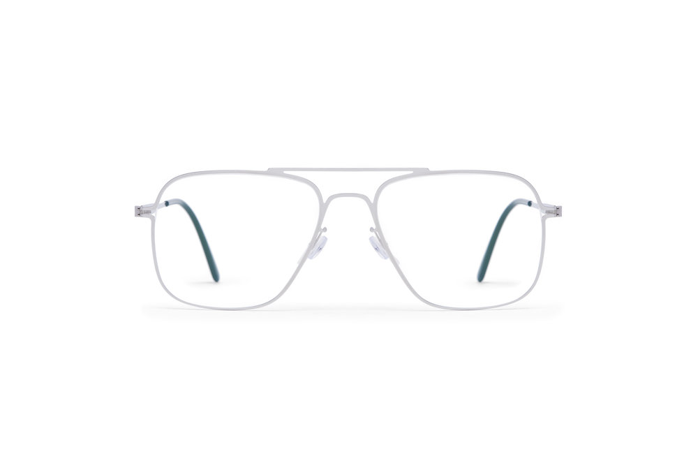 haffmans_neumeister_clipper_silver_black_clear_line_eyeglasses_front_102203.jpg