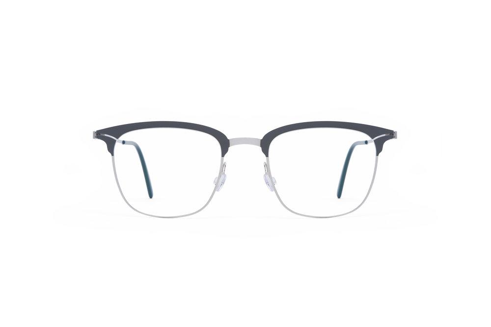 haffmans_neumeister_continental_silver_grey_black_clear_line_eyeglasses_front_102036.jpg