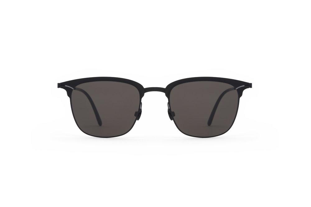 haffmans_neumeister_continental_black_black_grey_line_sunglasses_front_102032.jpg