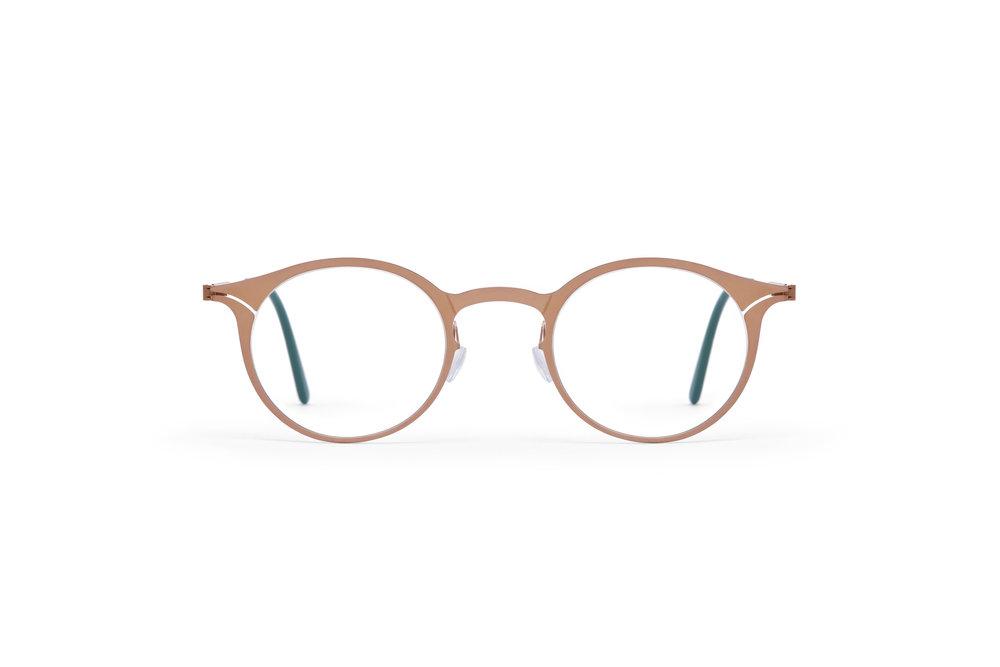 haffmans_neumeister_galvin_rosegold_darkgreen_clear_line_eyeglasses_front_102094.jpg