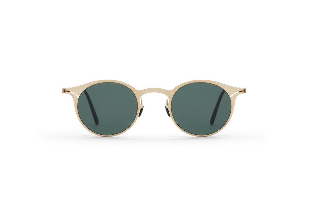 haffmans_neumeister_galvin_gold_darkgreen_green_line_sunglasses_front_102092.jpg