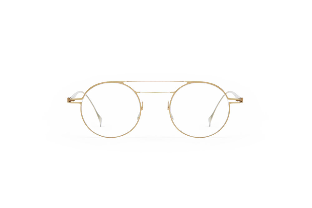 haffmans_neumeister_ghost_gold_clear_line_eyeglasses_front_102049.jpg