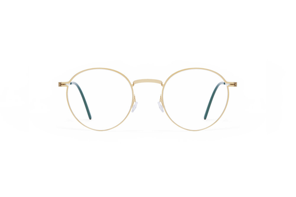 haffmans_neumeister_hazeltine_gold_darkgreen_clear_line_sunglasses_front_102045.jpg