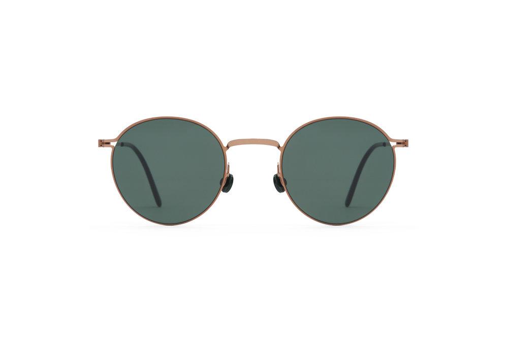 haffmans_neumeister_hazeltine_rosegold_darkgreen_green_line_sunglasses_front_102047.jpg
