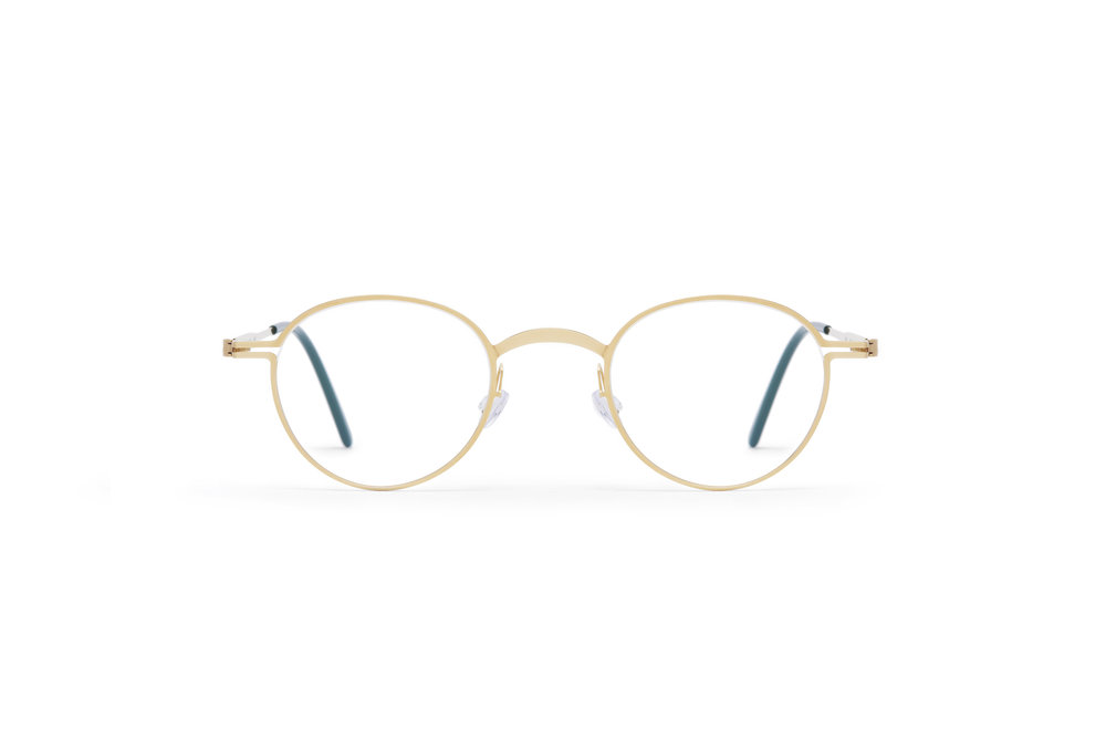 haffmans_neumeister_inglewood_gold_darkgreen_clear_line_eyeglasses_front_102149.jpg