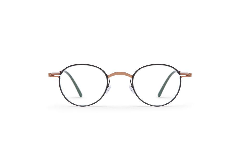 haffmans_neumeister_inglewood_rosegold_brown_darkbrown_clear_line_eyeglasses_front_102151.jpg