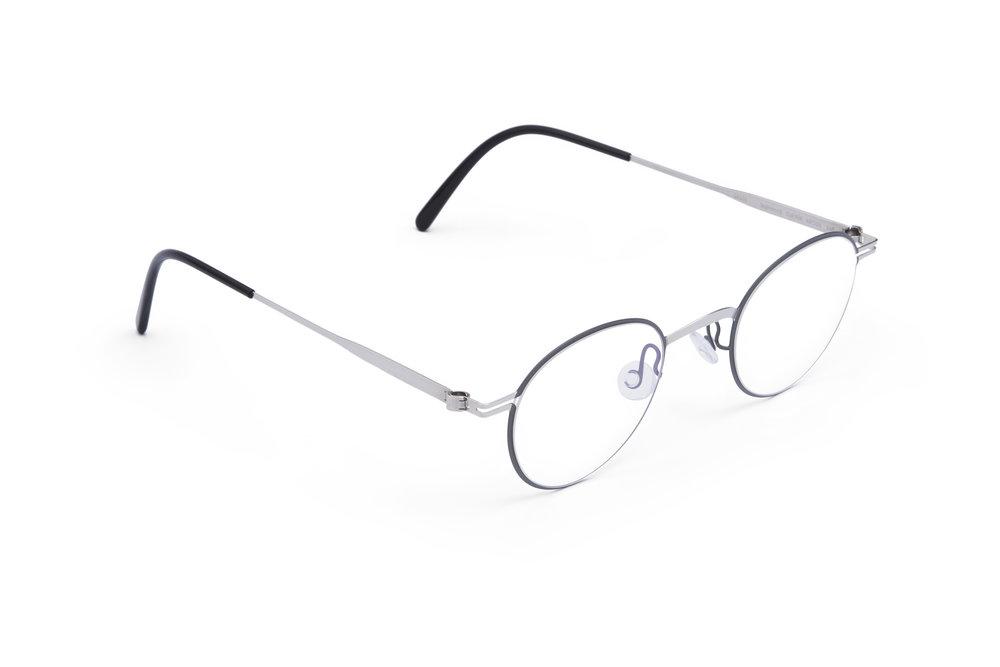 haffmans_neumeister_inglewood_silver_grey_black_clear_line_eyeglasses_angle_102052.jpg