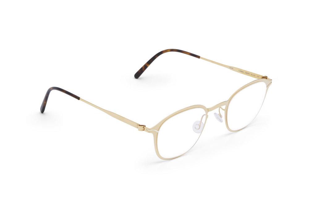 haffmans_neumeister_lambert_gold_havana_clear_line_eyeglasses_angle_102233.jpg