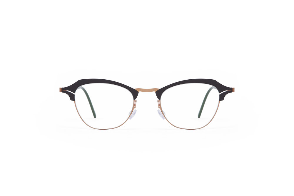 haffmans_neumeister_nice_rosegold_brown_darkbrown_clear_line_eyeglasses_front_102069.jpg