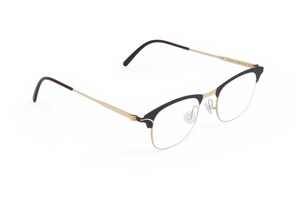 haffmans_neumeister_panamerica_gold_brown_darkbrown_clear_line_eyeglasses_angle_102210.jpg