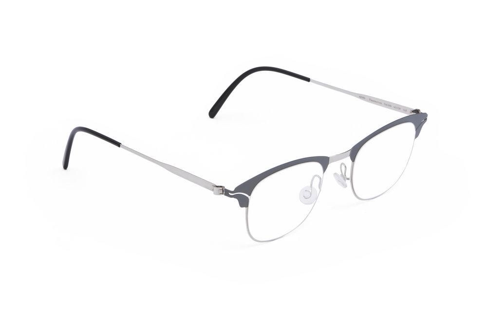 haffmans_neumeister_panamerica_silver_grey_black_clear_line_eyeglasses_angle_102082.jpg