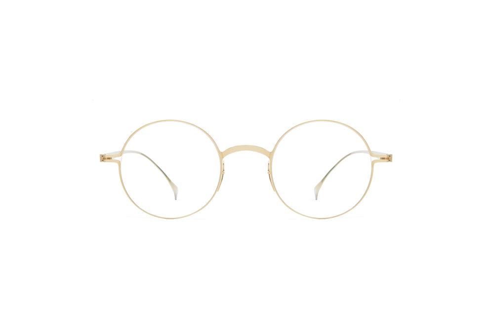 haffmans_neumeister_spectre_gold_clear_line_eyeglasses_front_102115.jpg