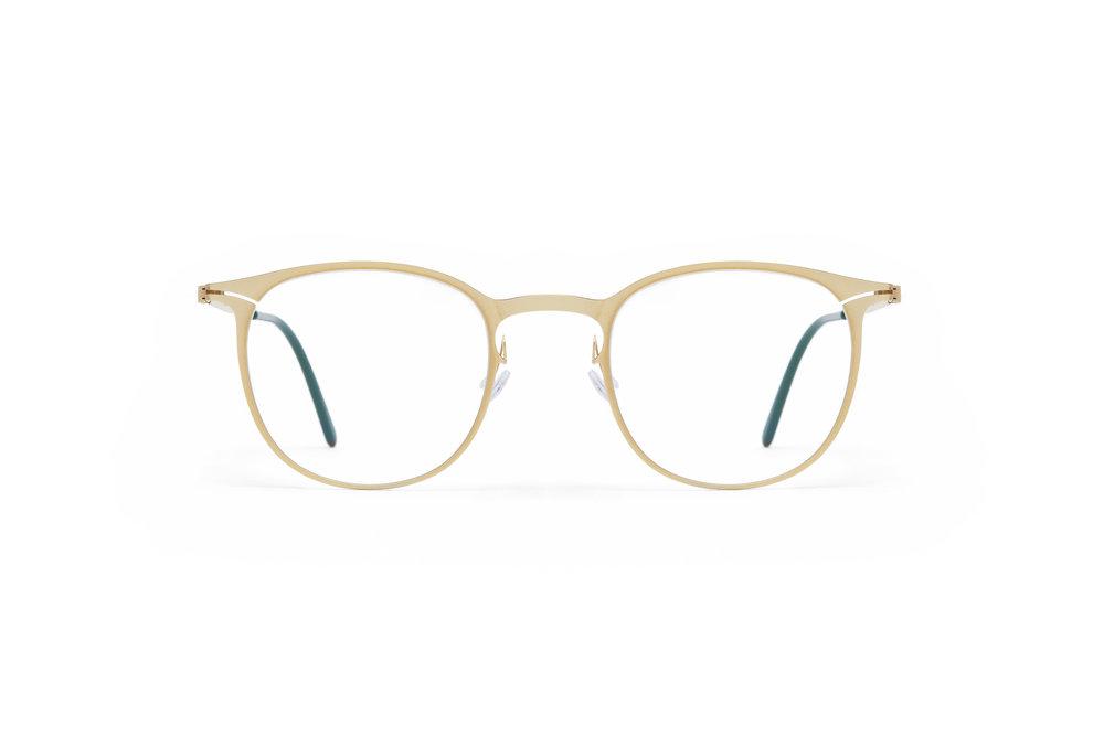 haffmans_neumeister_turing_gold_darkgreen_clear_line_eyeglasses_front_102140.jpg