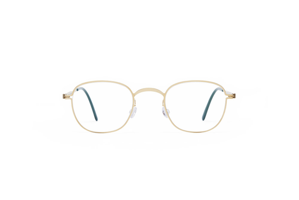 haffmans_neumeister_tutmark_gold_darkgreen_clear_line_eyeglasses_front_102073.jpg