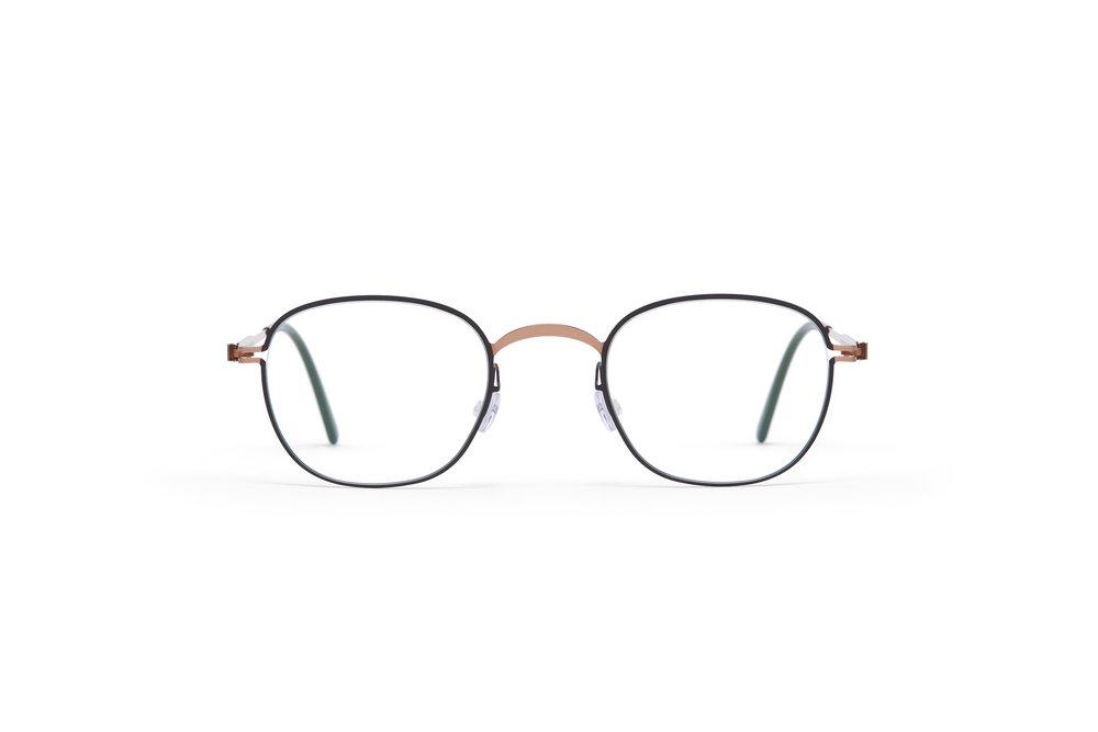 haffmans_neumeister_tutmark_rosegold_brown_darkbrown_clear_line_eyeglasses_front_102075.jpg