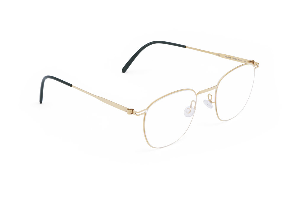 haffmans_neumeister_wakefield_gold_darkgreen_clear_line_eyeglasses_angle_102108.jpg