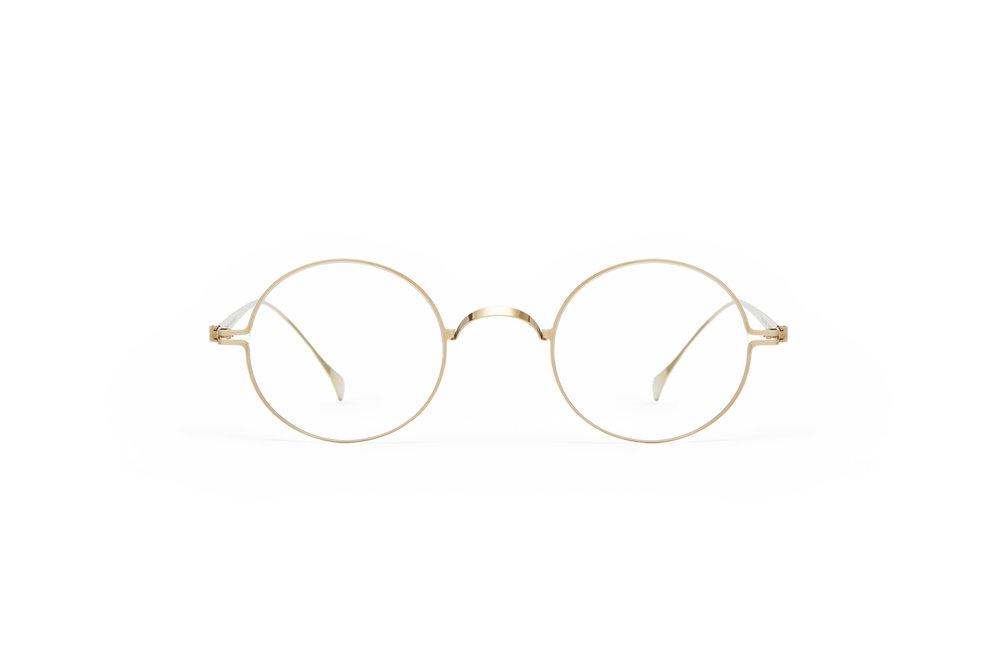 haffmans_neumeister_wraith_gold_clear_line_eyeglasses_front_102240.jpg