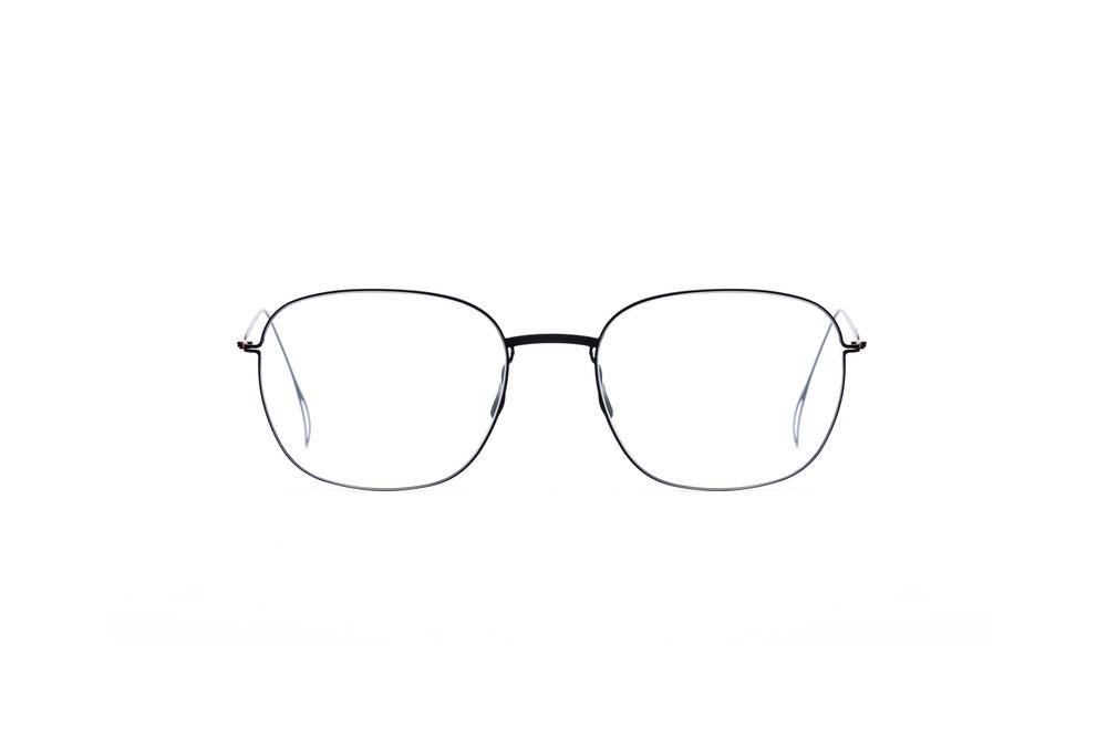haffmans_neumeister_fuller_black_clear_ultralight_eyeglasses_front_102397.jpg