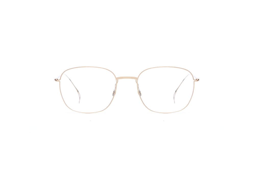 haffmans_neumeister_fuller_champagner_clear_ultralight_eyeglasses_front_102396.jpg