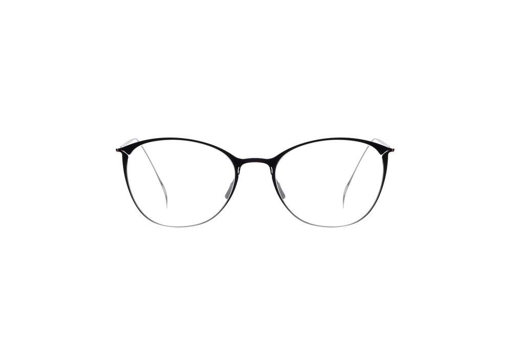 haffmans_neumeister_berthé_black_clear_ultralight_eyeglasses_front_102413.jpg