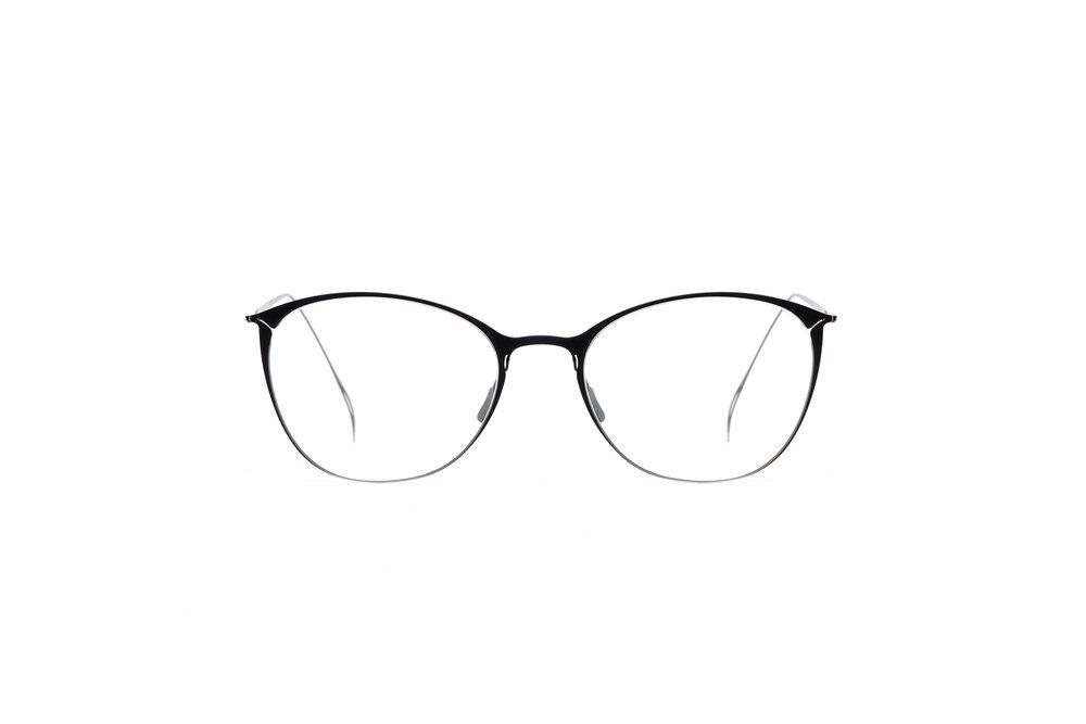 haffmans_neumeister_berthé_black_clear_ultralight_eyeglasses_front_102413.jpg