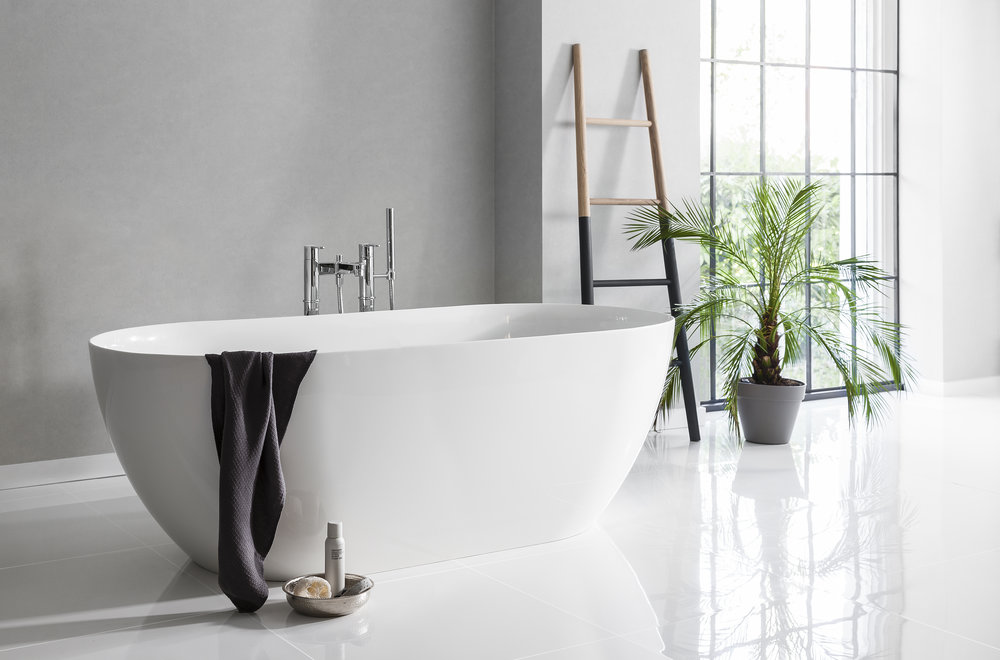 CLEARWATER - Clearwater has collaborated with a network of international designers to bring together a stunning and elegant range of freestanding baths using the finest materials and engineering. The Modern collection reflects today's contemporary styles, whilst the Traditional collection includes freestanding, classical roll top designs and period styles.Visit the Clearwater Website