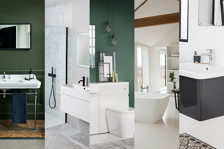 OUR UNIQUE BRANDS  Bathroom Brands Group own, retail and manufacture some of the worlds most respected and recognised bathroom ranges – from unique marketing leading Crosswater brassware, beautifully traditional Burlington bathrooms, and luxurious Clearwater baths.