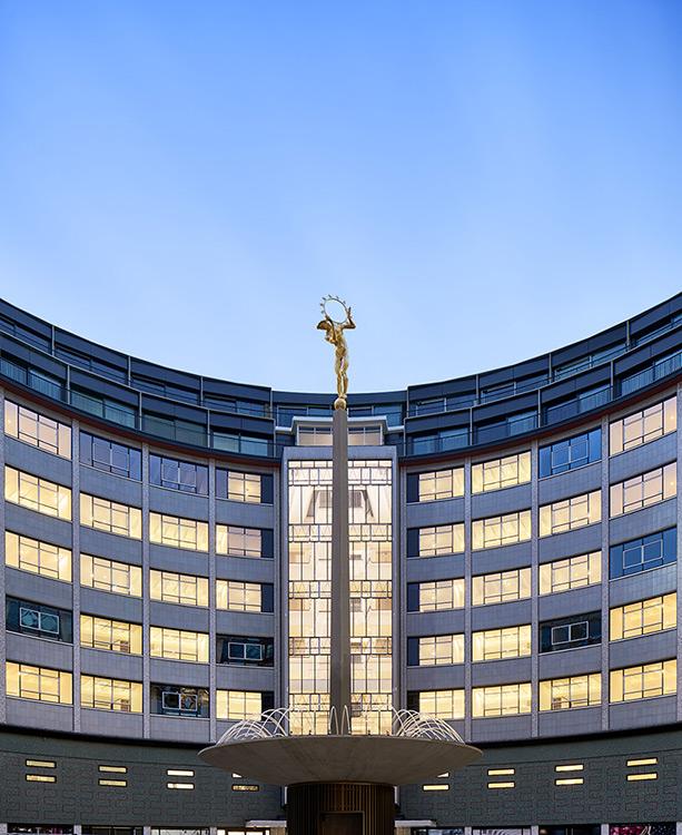 BBC Television Centre Penthouses