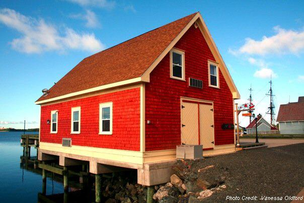 Northumberland Fisheries Lobster Hatchery, NS (Photo by: Vanessa Oldford)