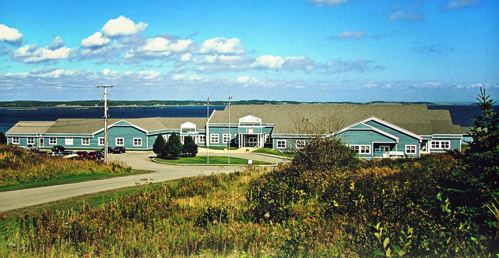 Université Sainte-Anne Marine Research Center,Petit-de-Grat, NS   (Photo by: Université Sainte-Anne)