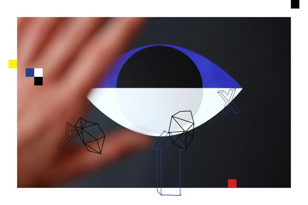 contact eye
