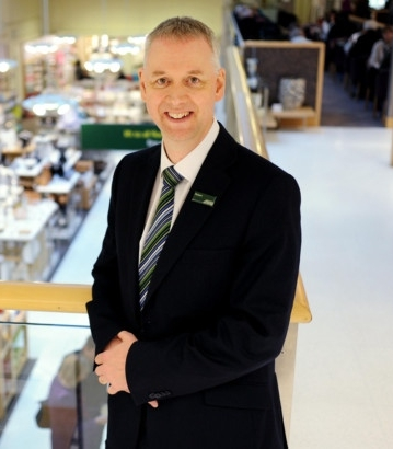 Head of Democratic Engagement at John Lewis    Robert leads a dedicated team who ensure that partners' opinions from around the Partnership are heard and continue to influence leadership of the organisation and therefore contribute to the overall happiness of Partners.    He will bring to life how the Partnership keeps this Purpose relevant and vibrant amongst its 85,000 Partners almost 100 Years after the business was first given away in trust to its employees.