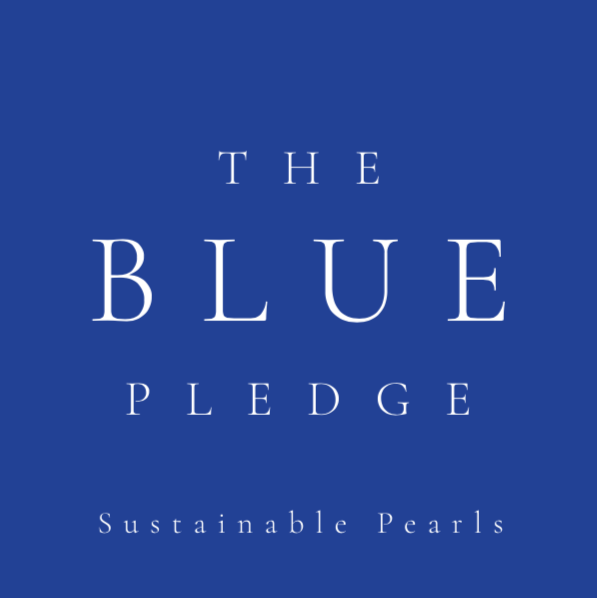 The Blue Pledge - Sustainable Pearls