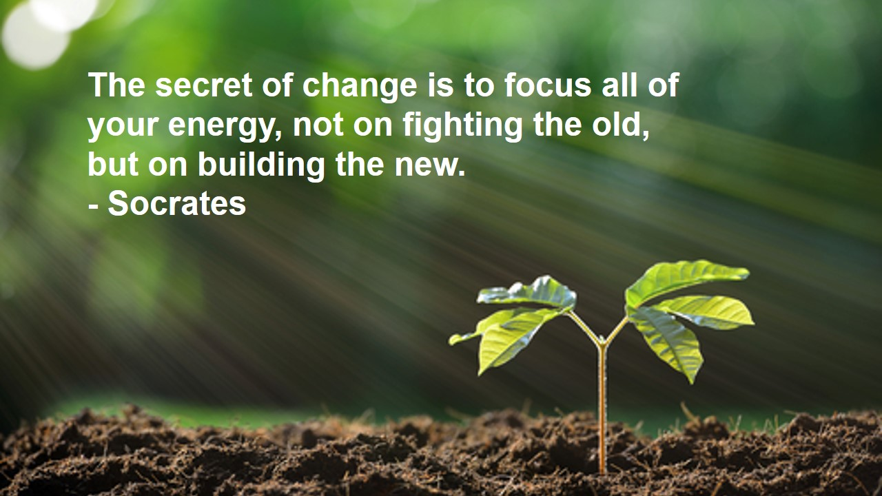 The Secret of change 2