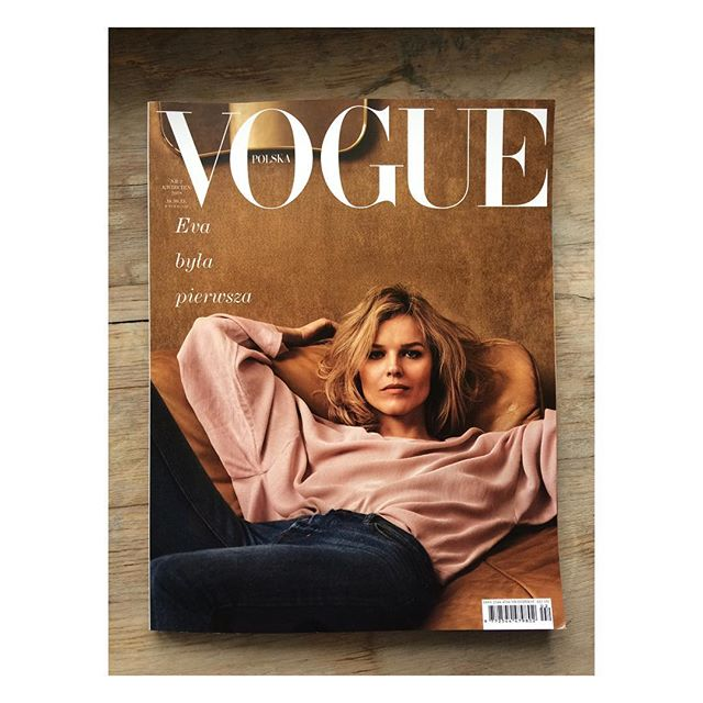 Thank you @vogue.polska. . . . .#vogue #voguecover #elegant #classy #chilling #punjewellery #pun #jewellery #polishdesign