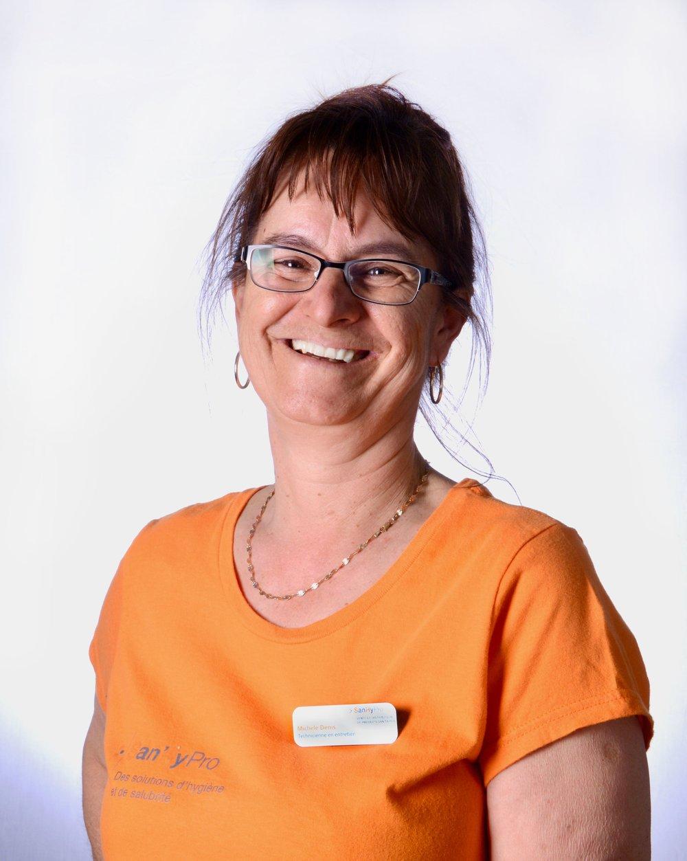 Michèle Denis