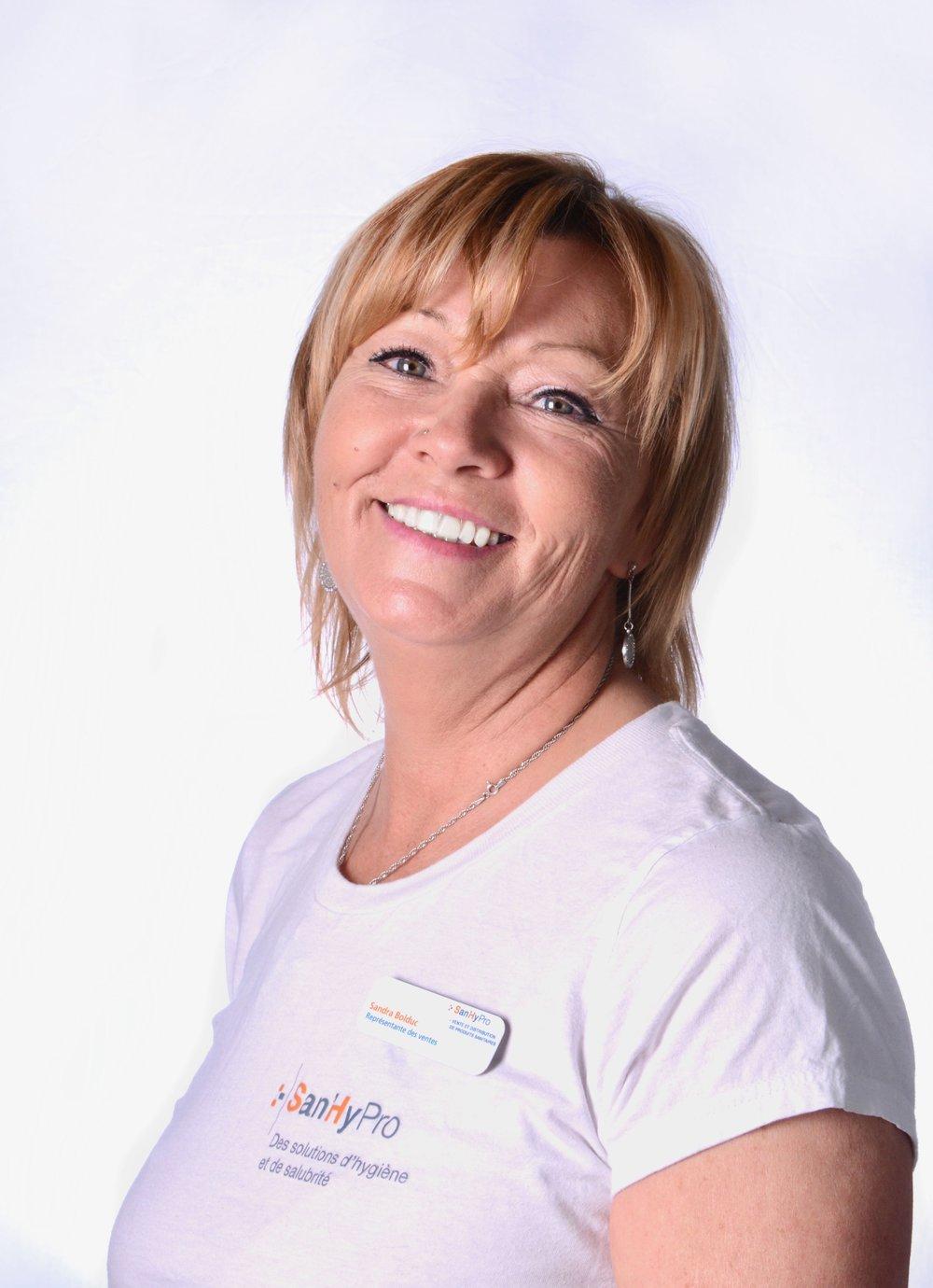 Sandra Bolduc