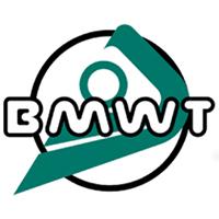 Logo BMWT keurmerk bouwmachines, magazijninrichtingen, wegenbouwmachines en transportmaterieel