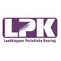 Logo keurmerk laadkleppen periodieke keuring
