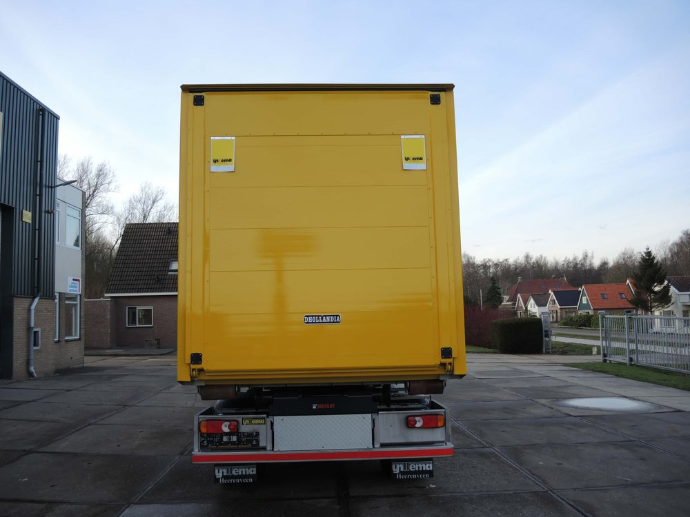 Containersysteem DAF LF voor Gemeente Sudwest Friesland