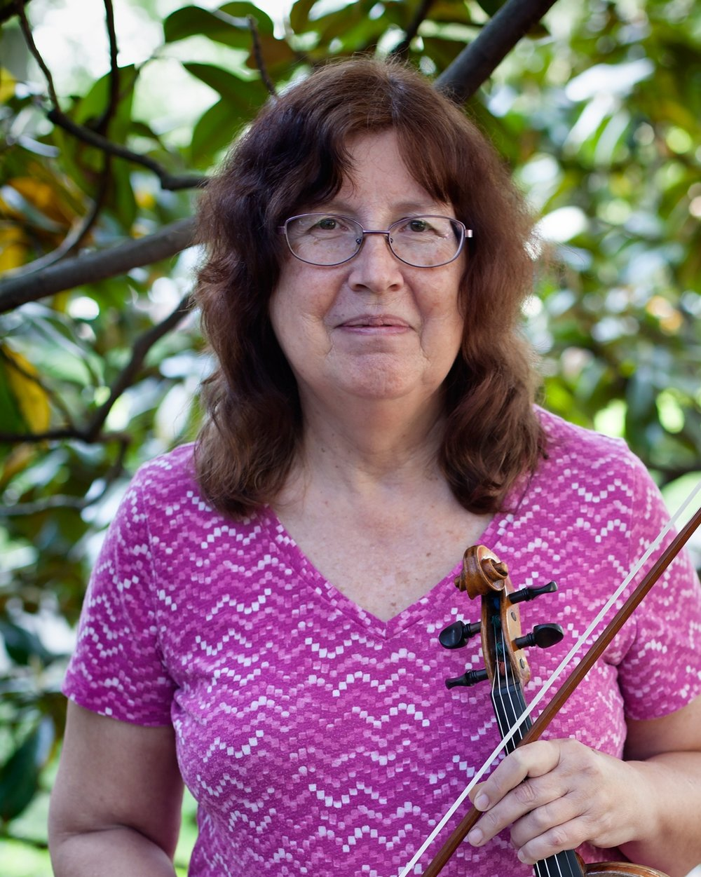 Nancy Staidle: Violin/Viola