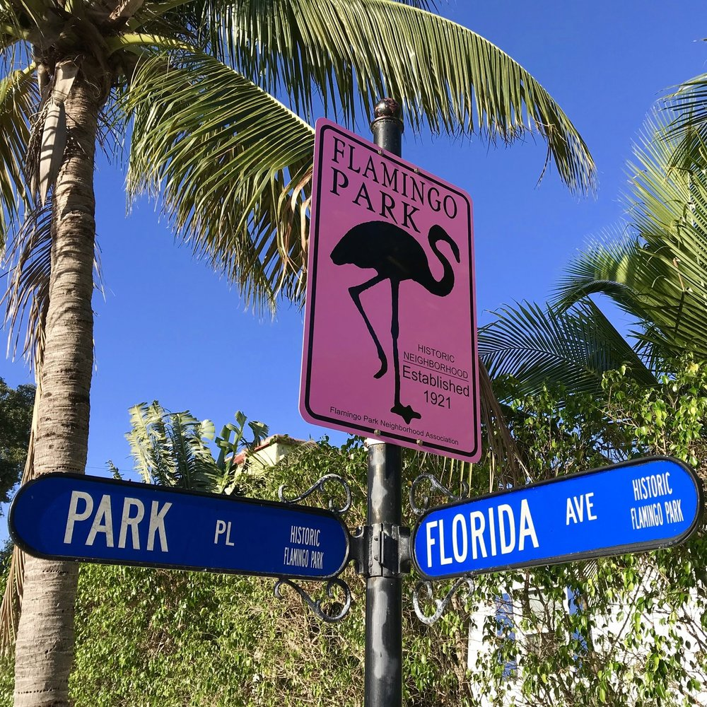 FLAMINGO PARK | GRANDVIEW HEIGHTS
