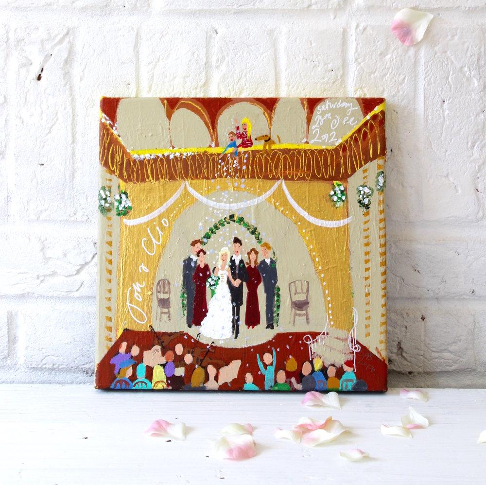 Jon & Clio Wedding Painting by Samantha Barnes ARtist.jpg