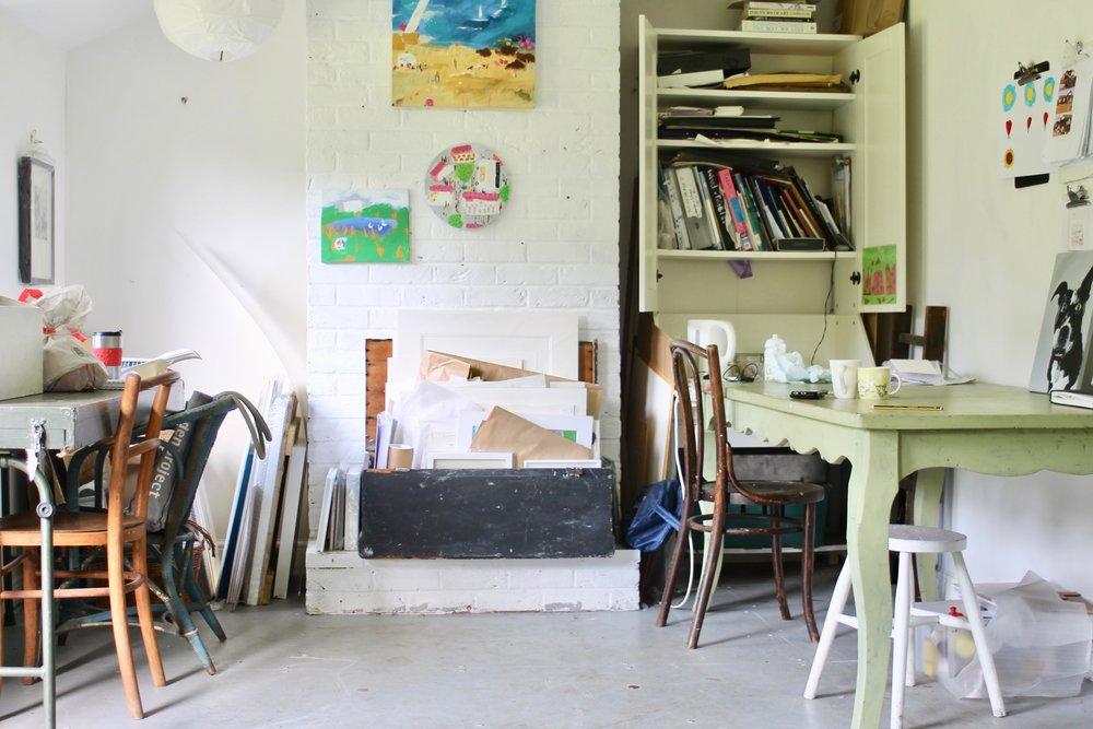 The Art Retreat, Samantha Barnes Artist